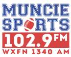 WXFN Muncie's Sports Station 1340 AM USA, Muncie