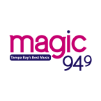 Magic 94.9 94.9 FM United States of America, Tampa