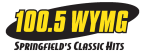 100.5 WYMG 100.5 FM United States of America, Springfield