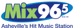 Mix 96.5 96.5 FM USA, Asheville