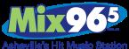 Mix 96.5 96.5 FM USA, Asheville