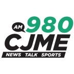 CJME 980 AM Canada, Regina