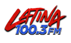 LATINA 100.3 FM 100.3 FM USA, Middletown