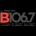 B106.7 106.7 FM United States of America, Columbia