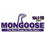Mongoose 104.9 104.9 FM Virgin Islands (U.S.), Christiansted