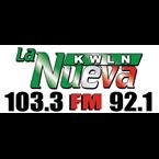 La Nueva 103.3 Y 92.1 FM 103.3 FM United States of America, Wenatchee