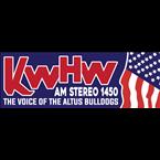 KWHW-AM 1450 AM United States of America, Altus