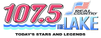 Real Country 107.5 The Lake 107.5 FM United States of America, Monroe City