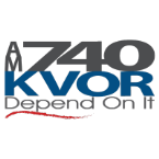 AM 740 KVOR 740 AM USA, Colorado Springs
