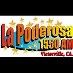 La Poderosa 1550 1550 AM United States of America, Apple Valley