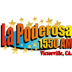 La Poderosa 1550 1550 AM USA, Victor Valley