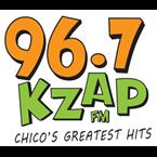 KZAP 96.7 96.7 FM United States of America, Chico