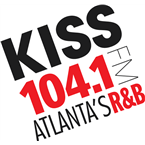 Kiss 104.1 104.1 FM USA, Atlanta
