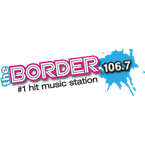 The Border 106 7 106.7 FM USA, Watertown