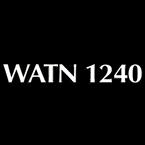 WATN 1240 AM USA, Watertown