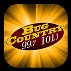 BUG Country! 99.7 FM United States of America, Utica