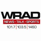 WRAD Talk Network 101.7 FM United States of America, Blacksburg
