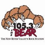 105.3 The Bear 105.3 FM USA, Blacksburg