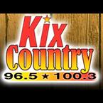 WBKX Kix Country 96.5 FM USA, Fredonia
