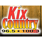 WBKX Kix Country 96.5 FM USA, Fredonia