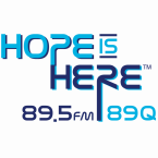89Q Hope is Here 89.5 FM USA, Stevens Point