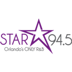 Star 94.5 94.5 FM United States of America, Daytona Beach