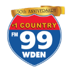 FM 99 WDEN 99.1 FM United States of America, Macon