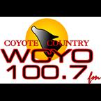 The COYOTE 100.7 FM United States of America, Lexington-Fayette