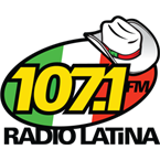 Radio Latina 107.1 FM USA, Indianapolis