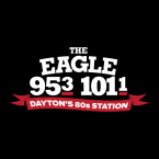 95.3 and 101.1 FM The Eagle 95.3 FM USA, Dayton