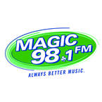 Magic 98.1 98.1 FM United States of America, East Dublin