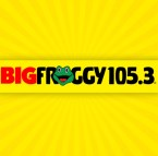 Big Froggy 105 105.3 FM USA, Winchester