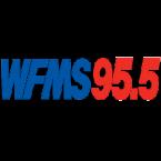 95.5 WFMS 95.5 FM USA, Indianapolis