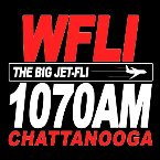 WFLI 1070AM The Legend 1070 AM USA, Chattanooga