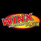 94.3 WINX-FM 94.3 FM United States of America, Saint Michaels