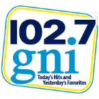 102.7 WGNI 102.7 FM United States of America, Wilmington