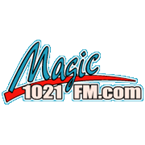 Magic 102.1 102.1 FM United States of America, Athens
