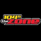104.5 The Zone 104.5 FM USA, Nashville
