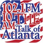 Talk of Atlanta 1010 AM USA, Atlanta