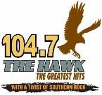 104.7 The Hawk WTHG-FM 104.7 FM United States of America, Savannah