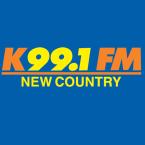 K99.1FM 99.1 FM USA, Dayton