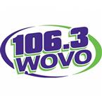 WOVO 106.3 106.3 FM USA, Bowling Green