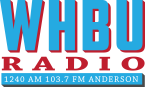 103.7 & 1240AM WHBU 1240 AM United States of America, Anderson