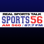 Sports 56 560 AM USA, Memphis