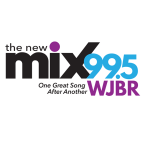 New Mix 99.5 WJBR 99.5 FM United States of America, Wilmington