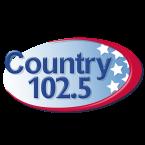 Country 102.5 102.5 FM USA, Waltham