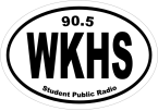 90.5 WKHS 90.5 FM USA, Baltimore