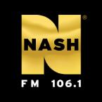 NASH FM 106.1 106.1 FM United States of America, New Orleans