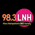 98.3 LNH 98.3 FM USA, Concord (Lakes Region)