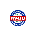 WMID 1340 AM USA, Atlantic City